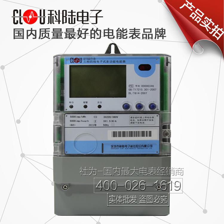 接线制式 三相四线制 精度等级 有功0.