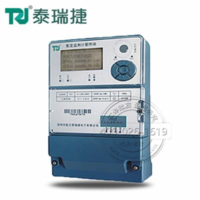 深圳泰瑞捷电能计量表接线图